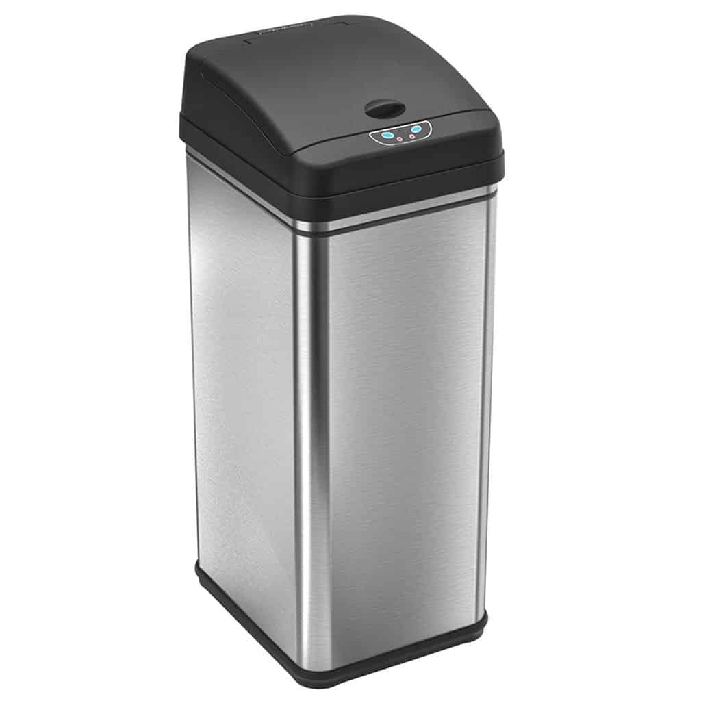 Top 5 Best Itouchless Automatic Sensor Trash Cans Review