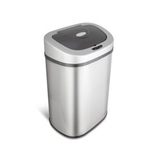 Top 5 Best Nine Stars Motion Sensor Trash Cans Reviews in 2017